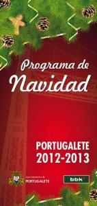 Programa de. Navidad PORTUGALETE Ayuntamiento de PORTUGALETE