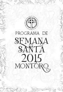 PROGRAMA DE SEMANA SANTA MONTORO