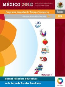 Programa Escuelas de Tiempo Completo