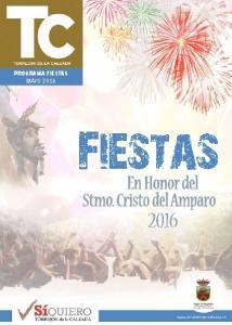 PROGRAMA FIESTAS MAYO Fiestas