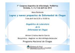 Programa Nacional de Chagas