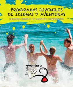 PROGRAMAS JUVENILES DE IDIOMAS Y AVENTURAS NUESTRA OFERTA ES NUESTRO COMPROMISO