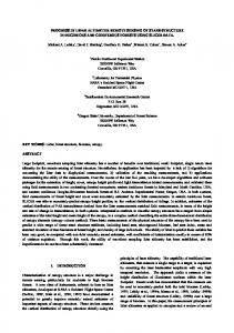 PROGRESS IN LIDAR ALTIMETER REMOTE SENSING OF STAND STRUCTURE IN DECIDUOUS AND CONIFEROUS FORESTS USING SLICER DATA