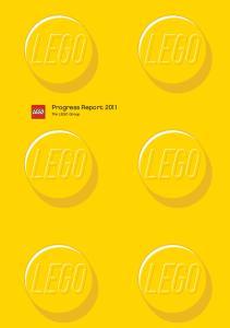 Progress Report The LEGO Group