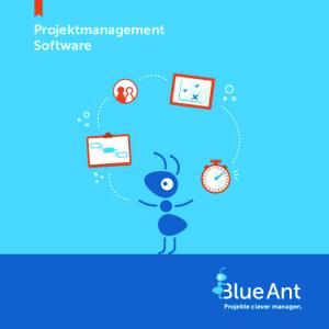 Projektmanagement Software. Projekte clever managen