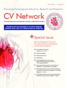 Promoting Cardiovascular Education, Research and Prevention