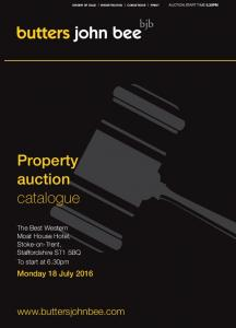 Property auction catalogue