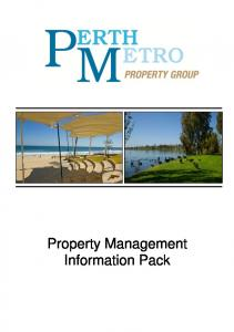 Property Management Information Pack