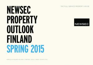 PROPERTY OUTLOOK FINLAND SPRING 2015