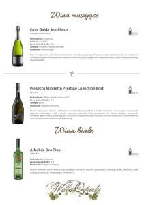 Prosecco Mionetto Prestige Collection Brut wytrawne