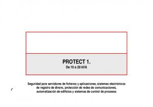 PROTECT 1. De 10 a 20 kva