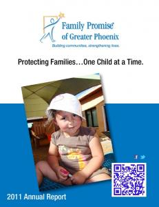 Protecting Families One Child at a Time