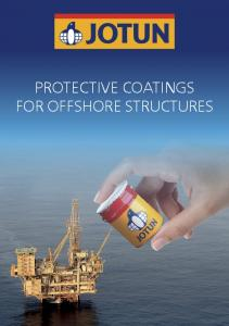PROTECTIVE COATINGS FOR OFFSHORE STRUCTURES