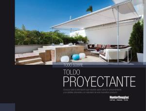 PROYECTANTE TOLDO TODO SOBRE