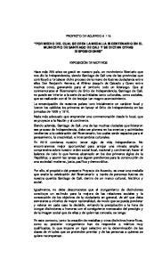 PROYECTO DE ACUERDO # 116 POR MEDIO DEL CUAL SE CREA LA MEDALLA BICENTENARIO EN EL MUNICIPIO DE SANTIAGO DE CALI Y SE DICTAN OTRAS DISPOSICIONES