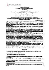 PRUEBA DE ACCESO A CICLOS FORMATIVOS DE GRADO MEDIO JUNIO 2012