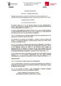 PRUEBA DE LENGUA CASTELLANA Y LITERATURA (SEGUNDO EJERCICIO)