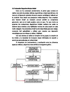 PRUEBAS DE LABORATORIO + TEST HABILIDAD