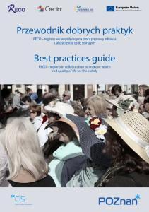 Przewodnik dobrych praktyk. Best practices guide