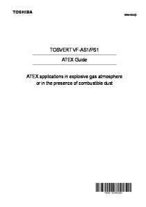 PS1. ATEX Guide