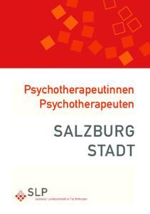 Psychotherapeutinnen Psychotherapeuten SALZBURG STADT
