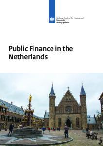 Public Finance in the Netherlands