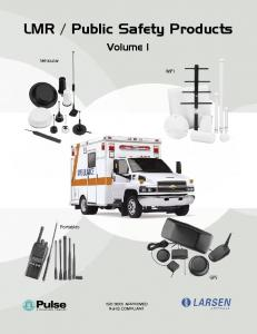 Public Safety Products
