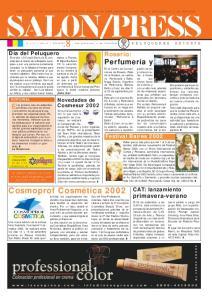 PUBLICACION DE DISTRIBUCION GRATUITA EXCLUSIVA PARA PROFESIONALES DE LA PELUQUERIA Y LA BELLEZA. Rosario: