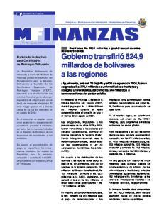 Publicado instructivo para Certificados de Reintegro Tributario