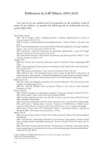 Publications by LAP Editors,
