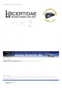 published online: Siegfried Troidl & Angelika Troidl