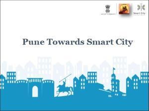 Pune Towards Smart City