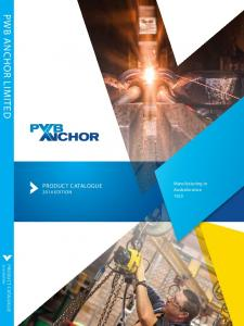 PWB ANCHOR LIMITED PRODUCT CATALOGUE 2014 EDITION. Manufacturing in Australia since 1923 PRODUCT CATALOGUE 2014 EDITION
