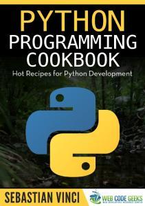 Python Programming Cookbook. Python Programming Cookbook