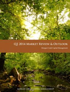 Q Market Review & Outlook