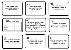 Q4 Fill in the blanks