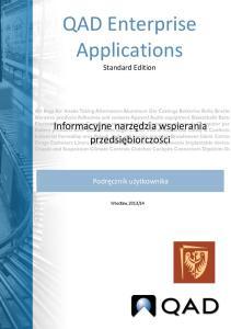 QAD Enterprise Applications