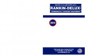 Quality at an affordable price RANKIN-DELUX