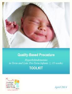 Quality-Based Procedure