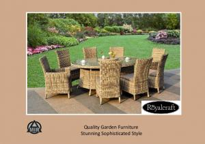 Quality Garden Furniture Stunning Sophisticated Style