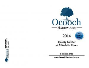 Quality Lumber at Affordable Prices