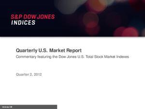 Quarterly U.S. Market Report