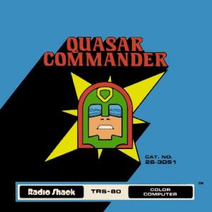 Quasar Commander M A DIVISION OF TANDY CORPORATION FORT WORTH, TEXAS 78102