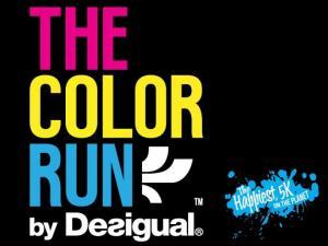 Que es THE COLOR RUN by DESIGUAL