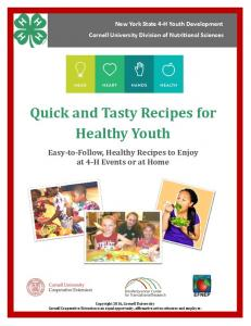 Quick and Tasty Recipes for Healthy Youth