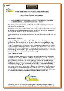 Quick Start General Information