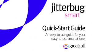 Quick-Start Guide An easy-to-use guide for your easy-to-use smartphone