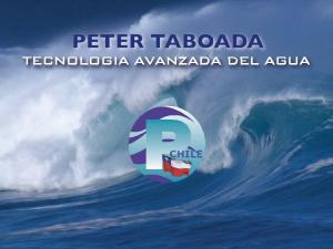 QUIENES SOMOS PETER TABOADA