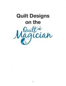 Quilt Designs on the
