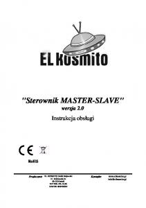 """Sterownik MASTER-SLAVE"" wersja 2.0"